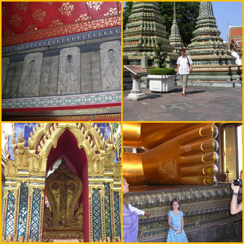 Wat Po Thaiföld képek