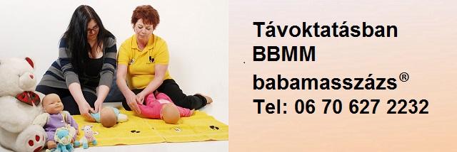 BBMM Babamasszázs® TÁVOKTATÁSBAN