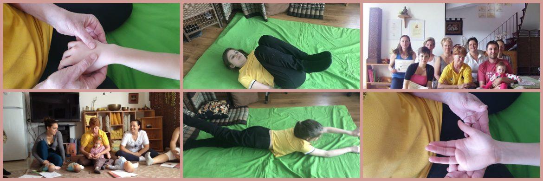 Gyermek Masszázs Mozgás és terápiák